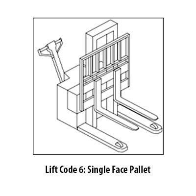 High Lift Pallet Class 3 Forklift