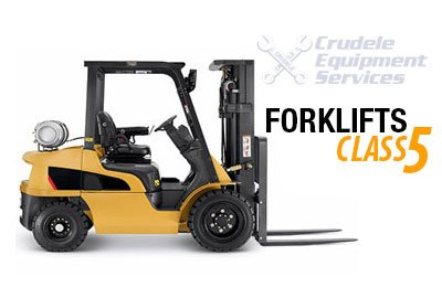 Forklift Rentals | Internal Combustion Pneumatic Lift Trucks-Class 5 Thumbnail