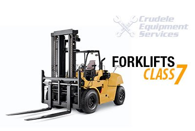 Forklift Rentals| Heavy Duty Internal Combustion Lift Trucks-Class 7 Thumbnail