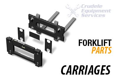 forklift parts carriage
