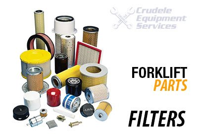 forklift parts filters