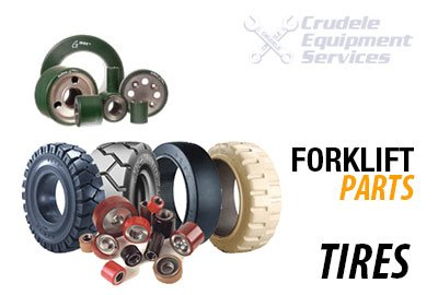 forklift parts lift truck tires