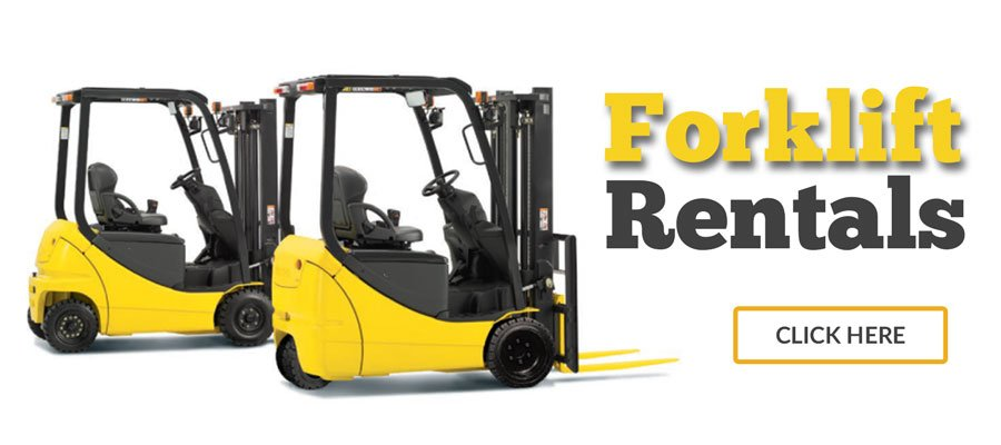 Chicago forklift repairs and rentals