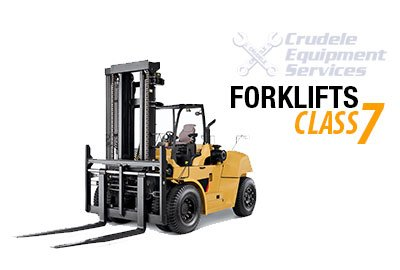 Heavy Duty Internal Combustion Lift Trucks